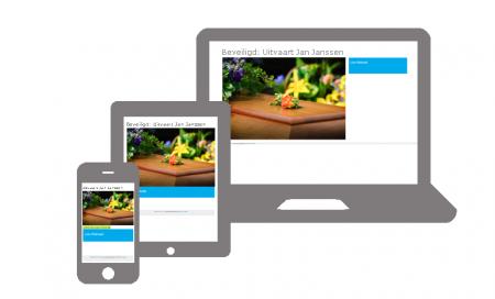 Livestream Uitvaart op smartphone, tablet of laptop bekijken