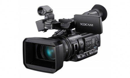 Camera gebruikt bij livestream bruiloft