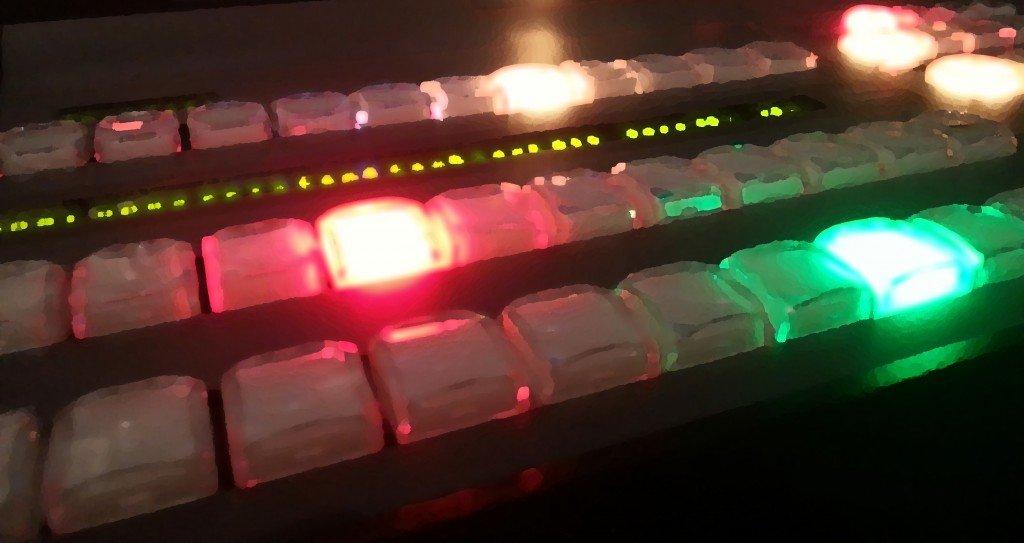 Live videoregistratie met een videomixer